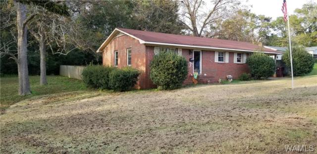 104 Chambers Avenue, EUTAW, AL 35462 (MLS #124854) :: The Advantage Realty Group