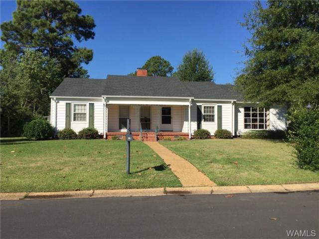 20 The Downs, TUSCALOOSA, AL 35401 (MLS #125120) :: The Advantage Realty Group