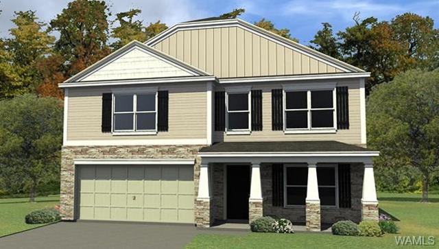 2254 Summer Haven Lane #58, TUSCALOOSA, AL 35405 (MLS #125290) :: Alabama Realty Experts