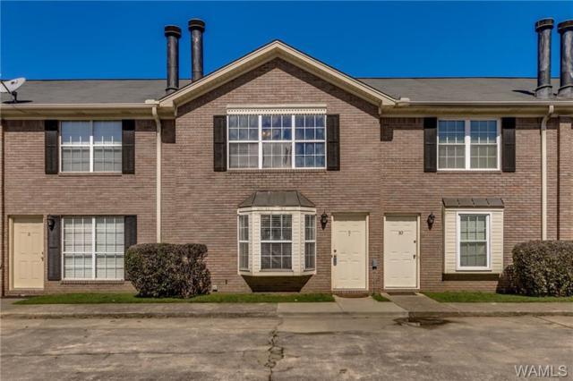 1605 Hackberry Lane #9, TUSCALOOSA, AL 35401 (MLS #126005) :: The Advantage Realty Group