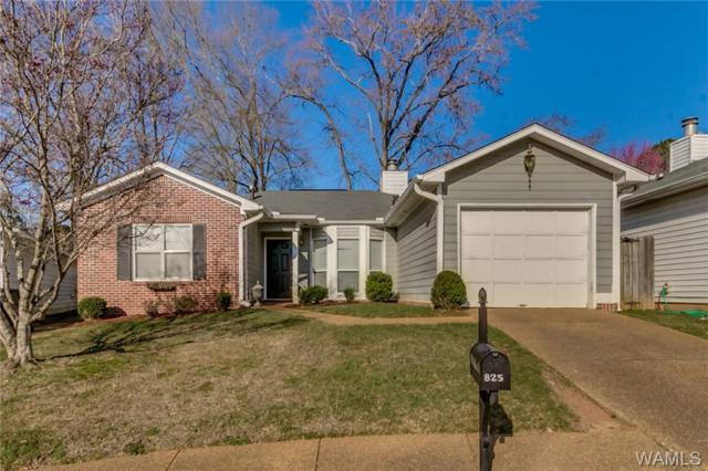825 Ashland Drive, TUSCALOOSA, AL 35406 (MLS #126137) :: The Advantage Realty Group