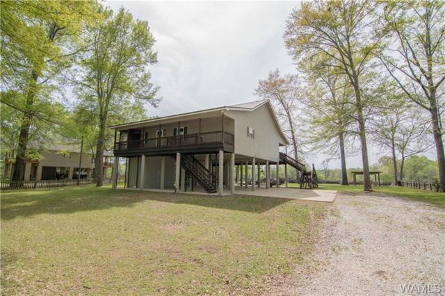 2070 Two Rivers Road, EUTAW, AL 35462 (MLS #126554) :: Wes York Team