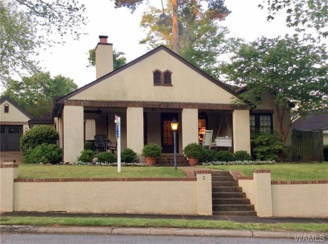 2 Country Club Drive, TUSCALOOSA, AL 35401 (MLS #126711) :: The Gray Group at Keller Williams Realty Tuscaloosa