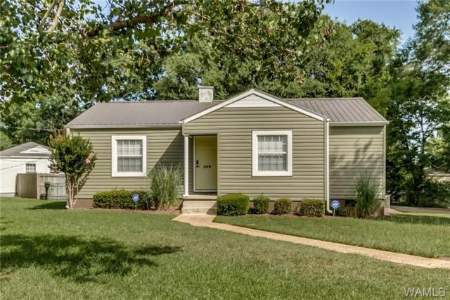 309 Orange Street, TUSCALOOSA, AL 35401 (MLS #127707) :: The Advantage Realty Group