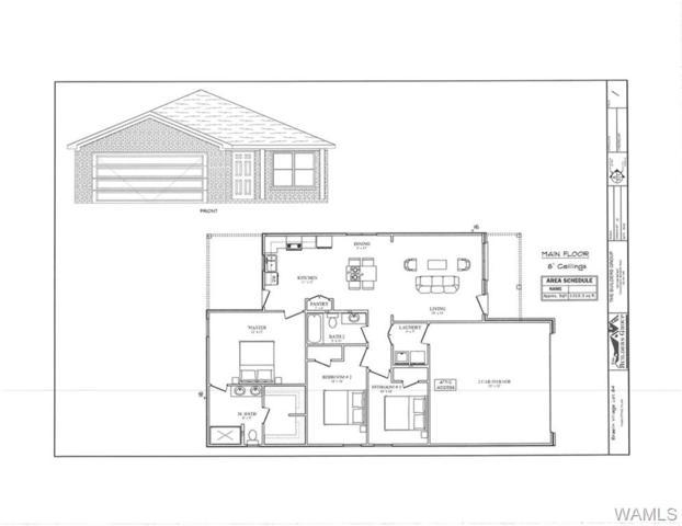 163 Wexford Way #84, TUSCALOOSA, AL 35405 (MLS #127711) :: The Advantage Realty Group
