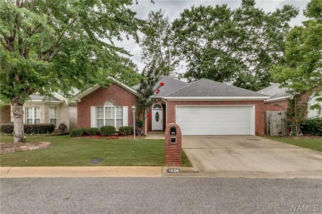 1624 Hamilton Lane, TUSCALOOSA, AL 35404 (MLS #127774) :: The Gray Group at Keller Williams Realty Tuscaloosa