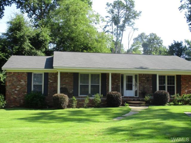 1314 Montclair Circle, TUSCALOOSA, AL 35404 (MLS #127905) :: The Advantage Realty Group