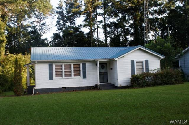 813 Boligee Street, EUTAW, AL 35462 (MLS #128013) :: The Advantage Realty Group