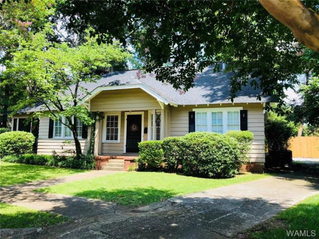 11 Oakwood Court, TUSCALOOSA, AL 35401 (MLS #128142) :: The Alice Maxwell Team