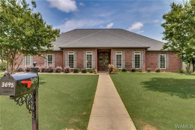 3695 Brook Highland Drive, TUSCALOOSA, AL 35406 (MLS #128180) :: The Gray Group at Keller Williams Realty Tuscaloosa