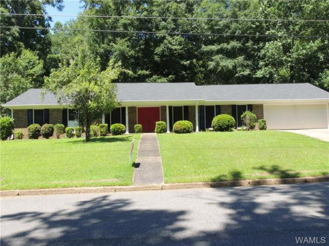 3724 Woodland Hills Drive, TUSCALOOSA, AL 35405 (MLS #128234) :: The Gray Group at Keller Williams Realty Tuscaloosa