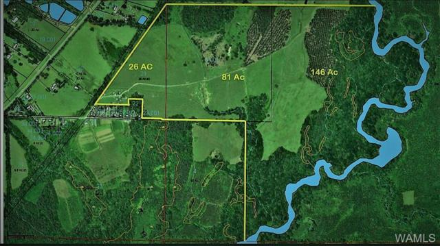 0 Stepp Line Road, ALICEVILLE, AL 35442 (MLS #128617) :: The Advantage Realty Group