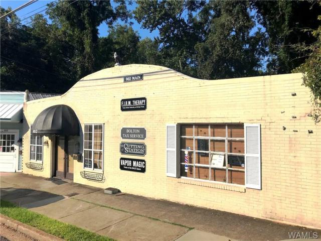 902 Main Avenue, NORTHPORT, AL 35476 (MLS #130047) :: The Gray Group at Keller Williams Realty Tuscaloosa