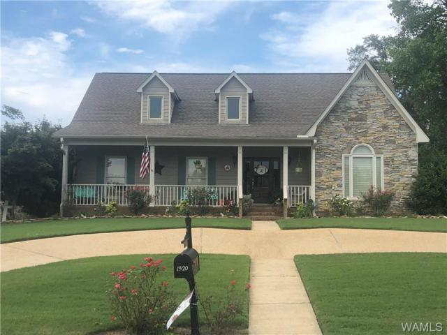 1520 Honey Locust Drive, TUSCALOOSA, AL 35405 (MLS #130071) :: Williamson Realty Group