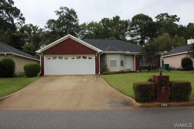 656 Weatherby Drive, TUSCALOOSA, AL 35405 (MLS #130254) :: The Gray Group at Keller Williams Realty Tuscaloosa