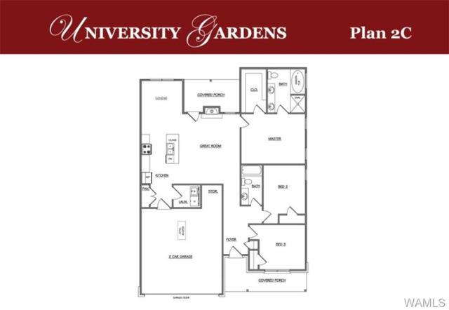 5350 University Gardens Drive, COTTONDALE, AL 35453 (MLS #130292) :: The Gray Group at Keller Williams Realty Tuscaloosa