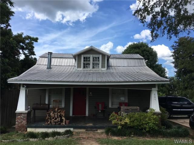 604 27TH Street, TUSCALOOSA, AL 35401 (MLS #130691) :: The Advantage Realty Group