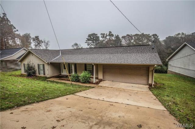 14541 Ole Oak Drive, COALING, AL 35453 (MLS #130784) :: The Gray Group at Keller Williams Realty Tuscaloosa