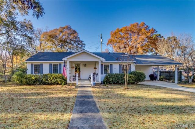 22 Brookhaven Drive, TUSCALOOSA, AL 35405 (MLS #130873) :: The Advantage Realty Group