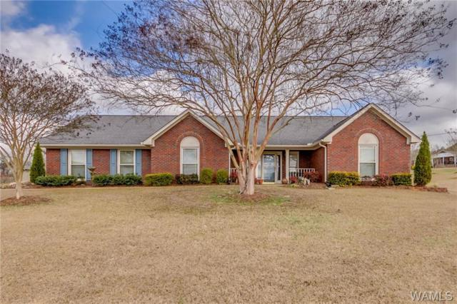 7201 Crab Apple Circle, TUSCALOOSA, AL 35405 (MLS #131171) :: Wes York Team