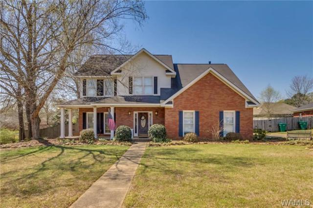 8750 Ashford Circle, TUSCALOOSA, AL 35405 (MLS #132257) :: Wes York Team