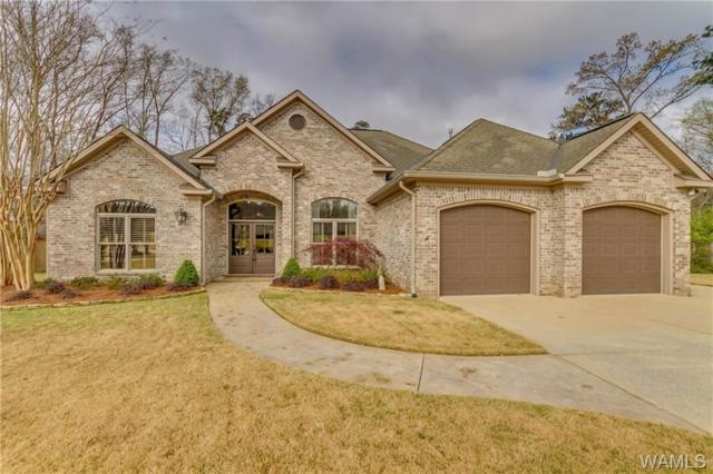 19 Signal Hill Circle, TUSCALOOSA, AL 35406 (MLS #132279) :: Wes York Team