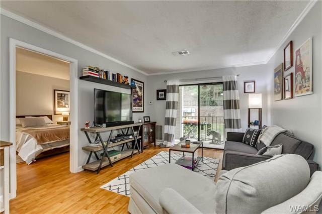 1747 Jack Warner Parkway 105-A, TUSCALOOSA, AL 35401 (MLS #132367) :: Hamner Real Estate