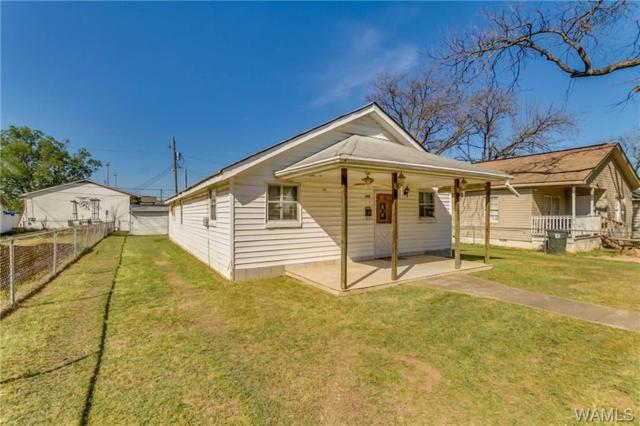 608 18th Street, TUSCALOOSA, AL 35401 (MLS #132406) :: Wes York Team