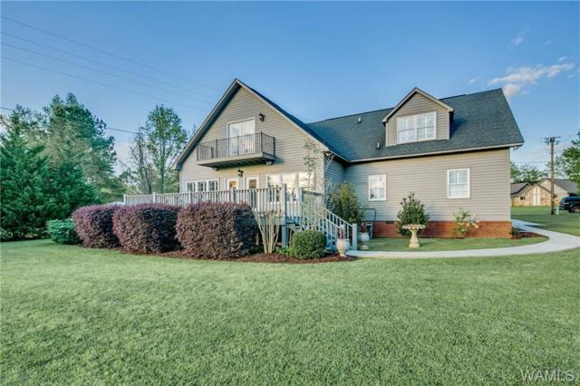 12425 Lakeview Manor Drive, NORTHPORT, AL 35475 (MLS #132585) :: Wes York Team