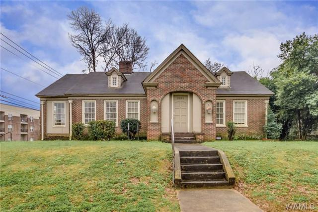 2301 Paul W Bryant Drive, TUSCALOOSA, AL 35401 (MLS #132637) :: Wes York Team