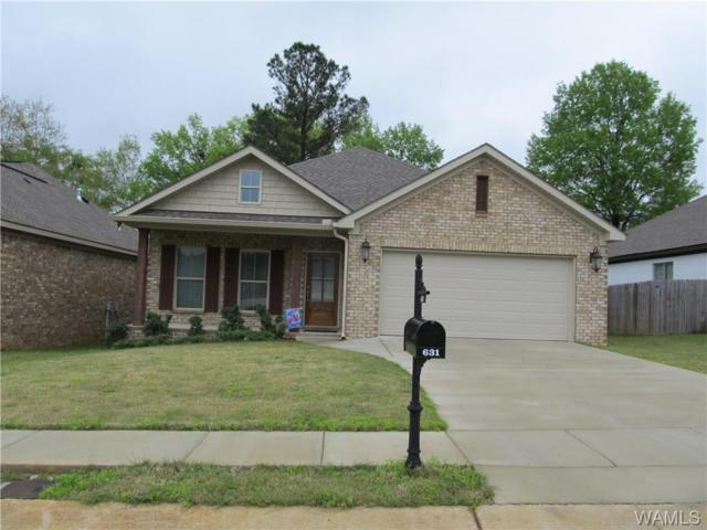 631 Camille Lane, TUSCALOOSA, AL 35405 (MLS #132753) :: The Alice Maxwell Team