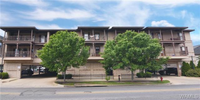 820 Frank Thomas Avenue #209, TUSCALOOSA, AL 35401 (MLS #132858) :: Hamner Real Estate