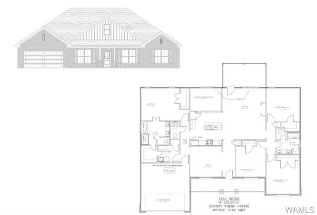 503 Remington Cir Lot 19, TUSCALOOSA, AL 35405 (MLS #132908) :: Hamner Real Estate