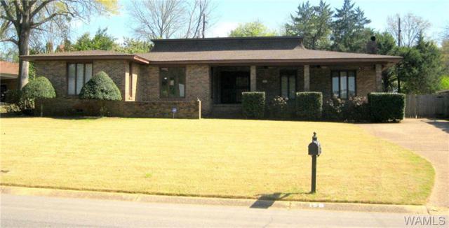 15 Country Club Hills, TUSCALOOSA, AL 35401 (MLS #132920) :: Hamner Real Estate