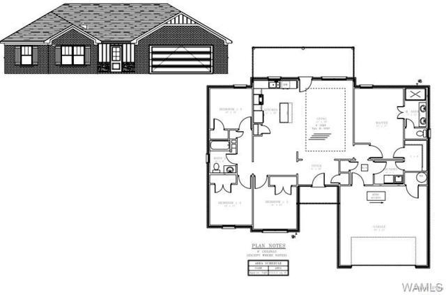 6841 Wrigley Way #24, COTTONDALE, AL 35453 (MLS #132978) :: Hamner Real Estate