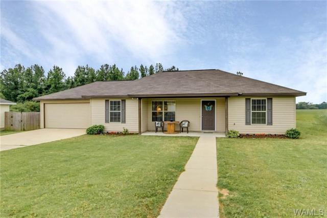 117 Sunset Gardens Drive, MOUNDVILLE, AL 35474 (MLS #133063) :: Hamner Real Estate