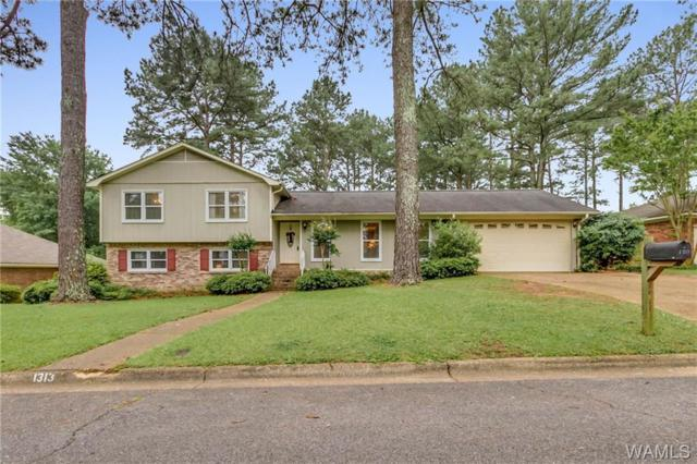 1313 Independence Drive, TUSCALOOSA, AL 35406 (MLS #133066) :: Hamner Real Estate