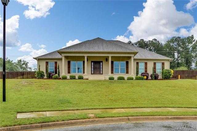 11674 Fieldstone Circle, NORTHPORT, AL 35475 (MLS #133067) :: Hamner Real Estate