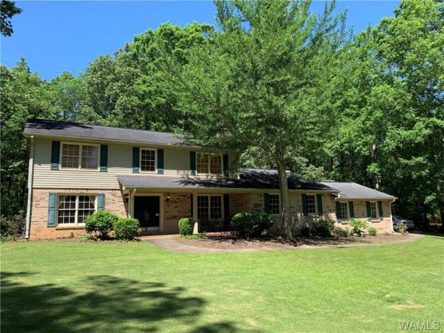 4820 Woodland Forrest Drive, TUSCALOOSA, AL 35405 (MLS #133111) :: Hamner Real Estate