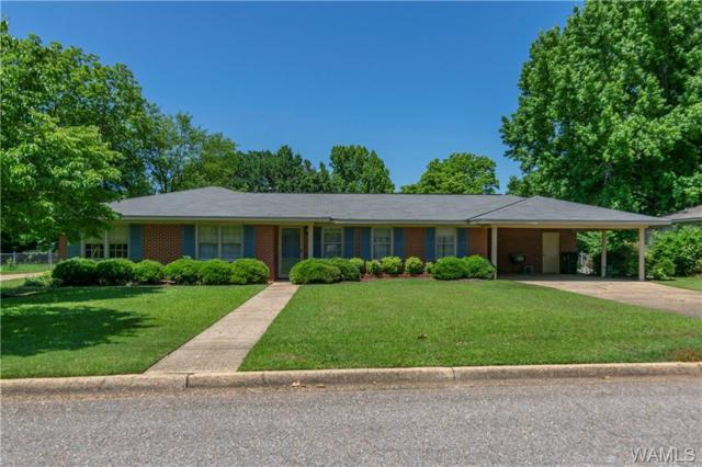116 30th Street, TUSCALOOSA, AL 35405 (MLS #133127) :: Hamner Real Estate