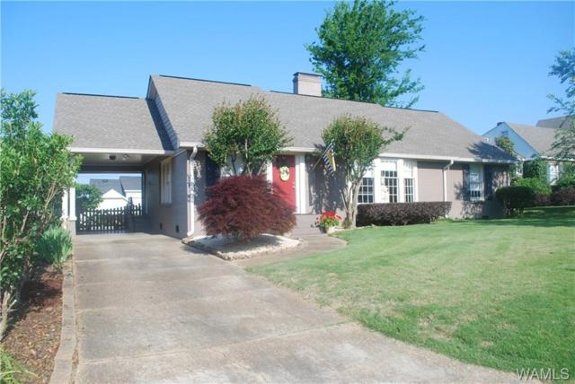 54 The Downs, TUSCALOOSA, AL 35401 (MLS #133226) :: The Advantage Realty Group