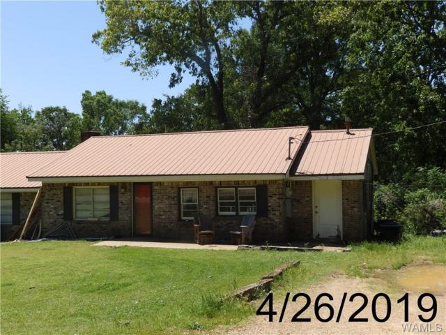 1615 Sand Springs Road, GORDO, AL 35466 (MLS #133295) :: The Gray Group at Keller Williams Realty Tuscaloosa