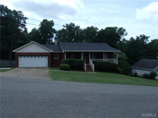 1753 Upper Lake Drive, COTTONDALE, AL 35453 (MLS #133832) :: Hamner Real Estate