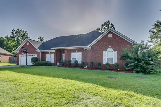 1553 Hodge Circle, TUSCALOOSA, AL 35406 (MLS #134025) :: The Advantage Realty Group
