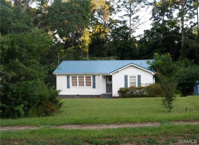 813 Boligee Street, EUTAW, AL 35462 (MLS #134266) :: Hamner Real Estate