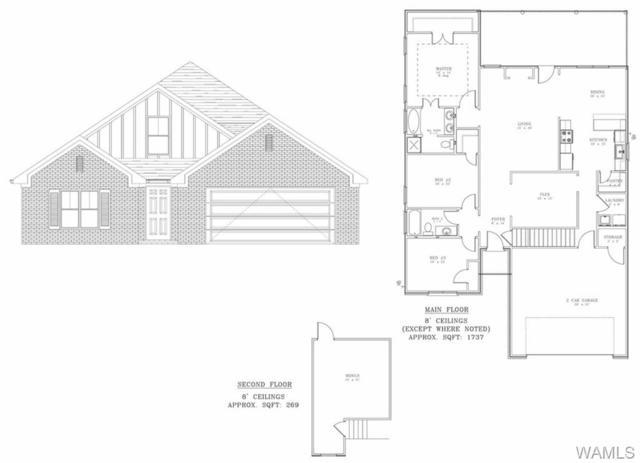 13098 Garden Creek Ln #238, NORTHPORT, AL 35473 (MLS #134401) :: The Advantage Realty Group