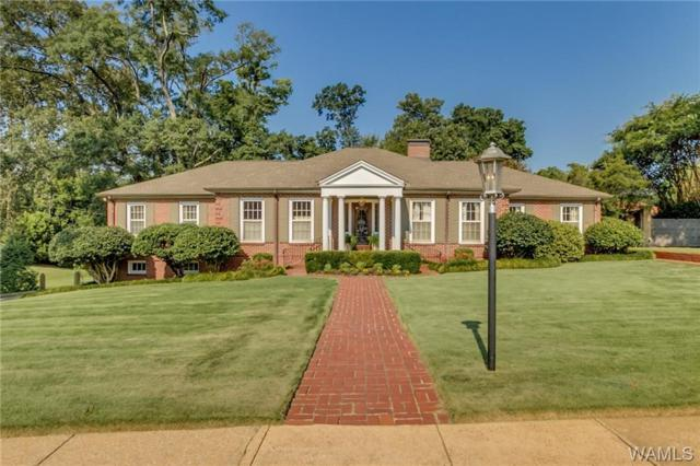 4 The Highlands, TUSCALOOSA, AL 35404 (MLS #134436) :: Wes York Team