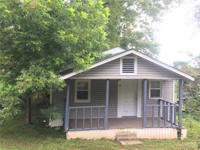 314 Martin Luther King Jr., TUSCALOOSA, AL 35401 (MLS #134500) :: The Advantage Realty Group