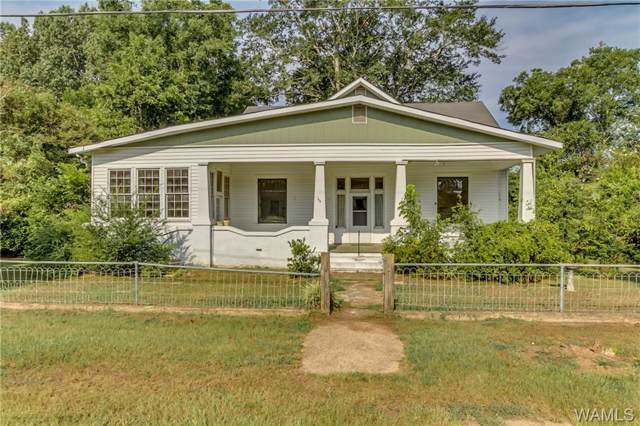 145 5th Avenue, MOUNDVILLE, AL 35474 (MLS #134627) :: The Gray Group at Keller Williams Realty Tuscaloosa