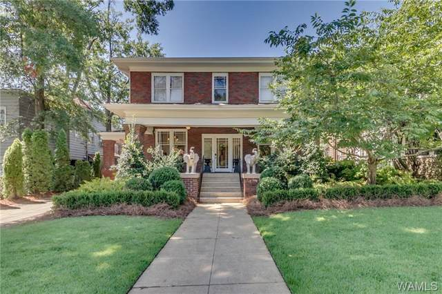 1705 University Boulevard, TUSCALOOSA, AL 35401 (MLS #134636) :: Wes York Team